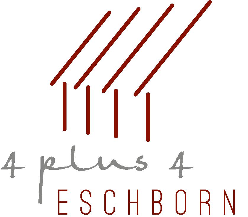 4+4 Eschborn Logo